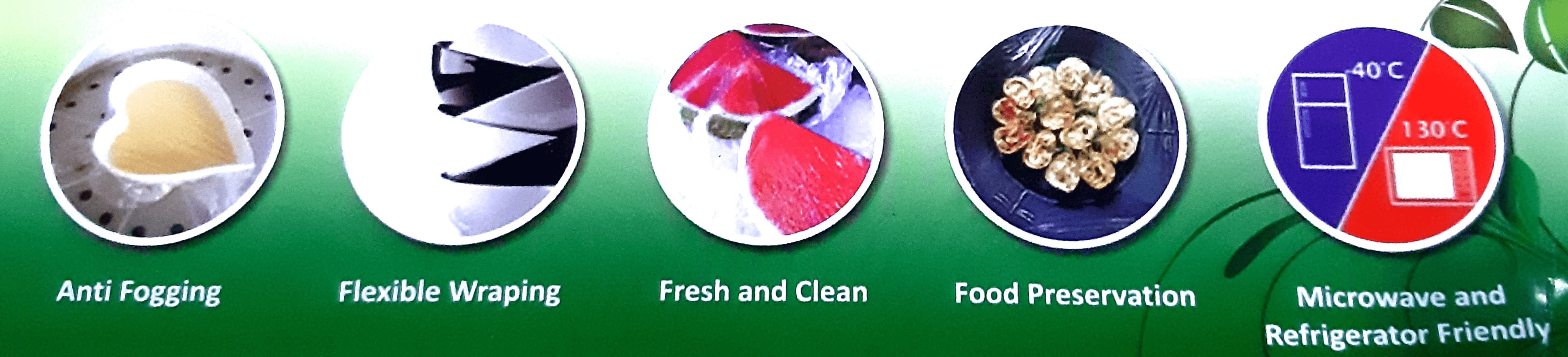 Plastik Wrap Makanan